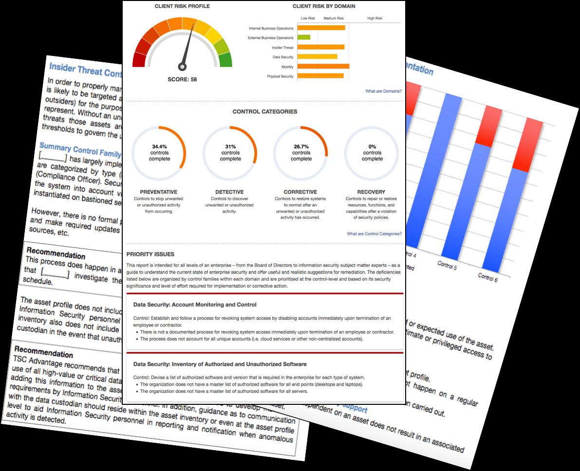 Insider Threat Risk Assessment