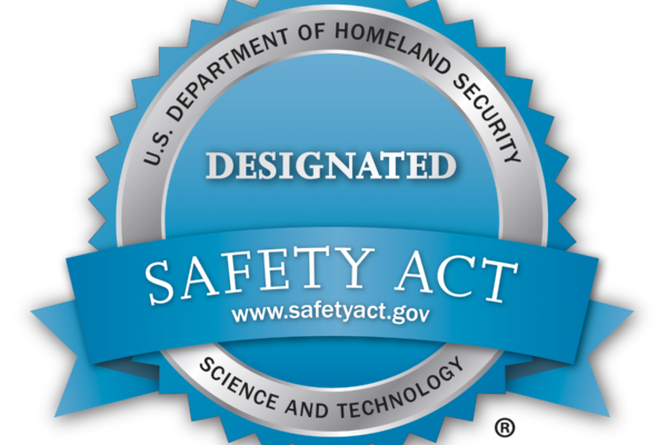 DHS SAFETY Act Designation logo