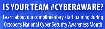 Take Advantage of TSC's Free Cybersecurity Training in October