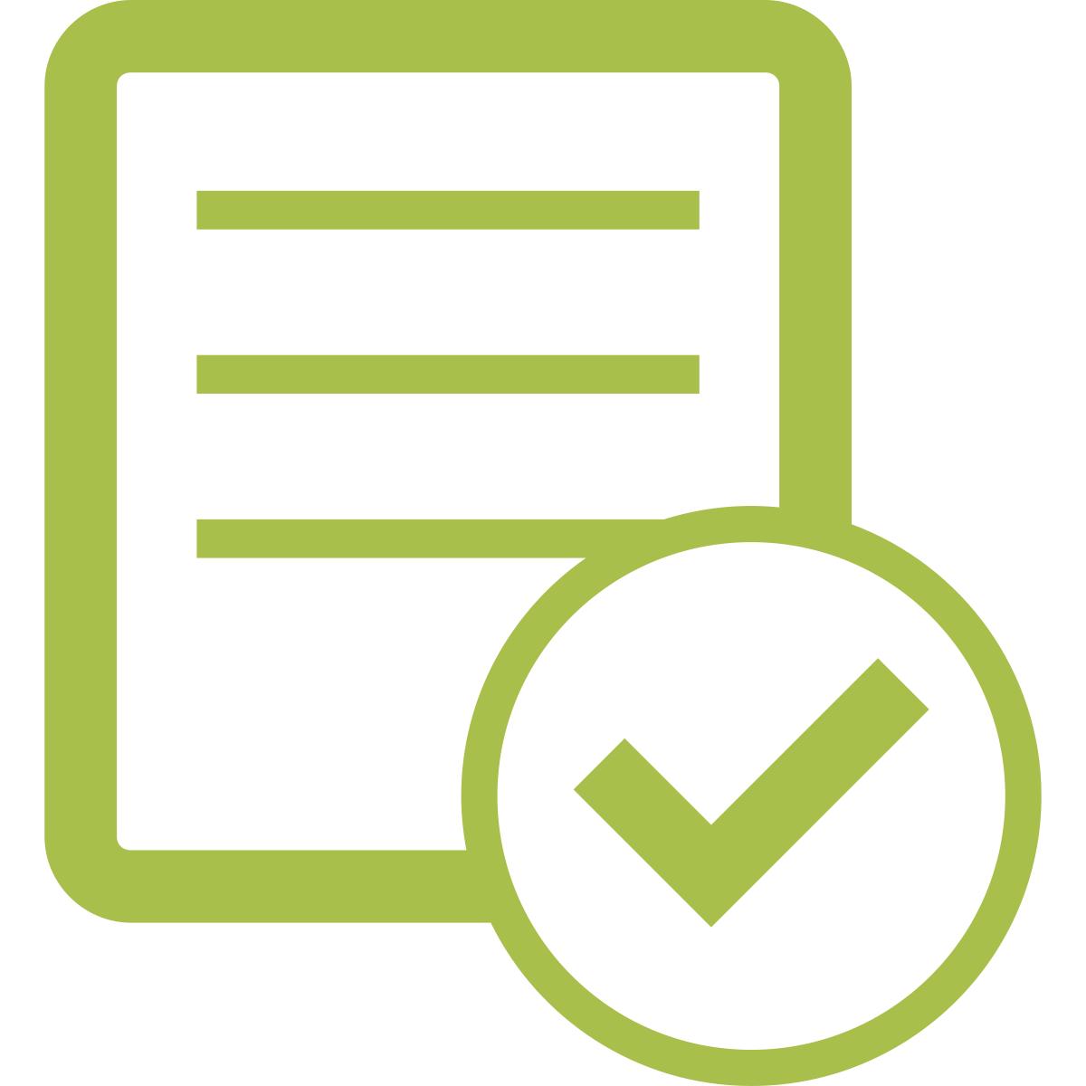 Penetration Testing Checklist Icon