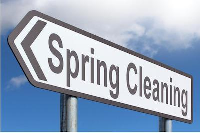 Digital Spring Cleaning – 10 Ways to Protect Your Identity